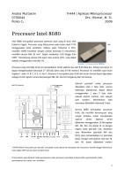 Processor Intel 8080.docx