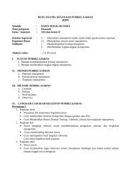 RPP Ekonomi Kelas XII Semester II.doc