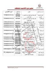 أرقام فاكسات الأكاديمية المهنية للمعلمين.pdf