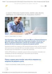 O que é preciso fazer para abrir uma Micro Empresa ou Empresa de Pequeno Porte_ – Notícias e Informações sobre Gestão _ Blog TagPlus.pdf