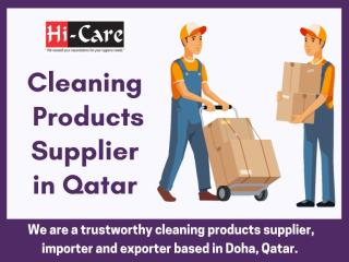 Cleaning Products Suppliers in Qatar.pdf