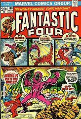 Fantastic Four 140.cbz