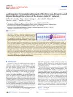 Guardia et al_2011_An Integrated Computational Analysis of the Structure, Dynamics, and Ligand2.pdf