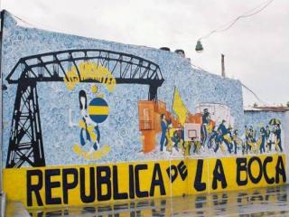 La Boca un barrio colorido.pps