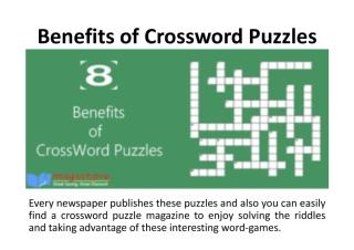 Benefits of Crossword Puzzles.pdf