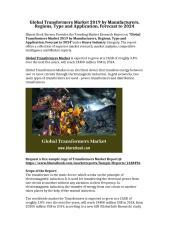 Global Transformers Market 2019.docx